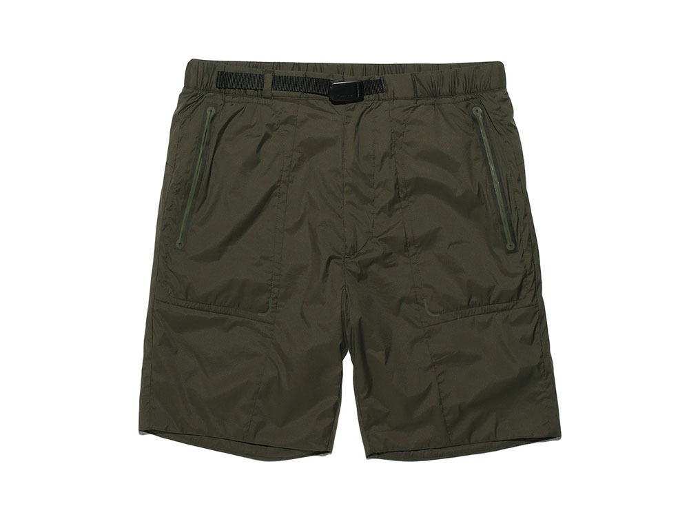 2LOcta Insulated Shorts 1 Olive0