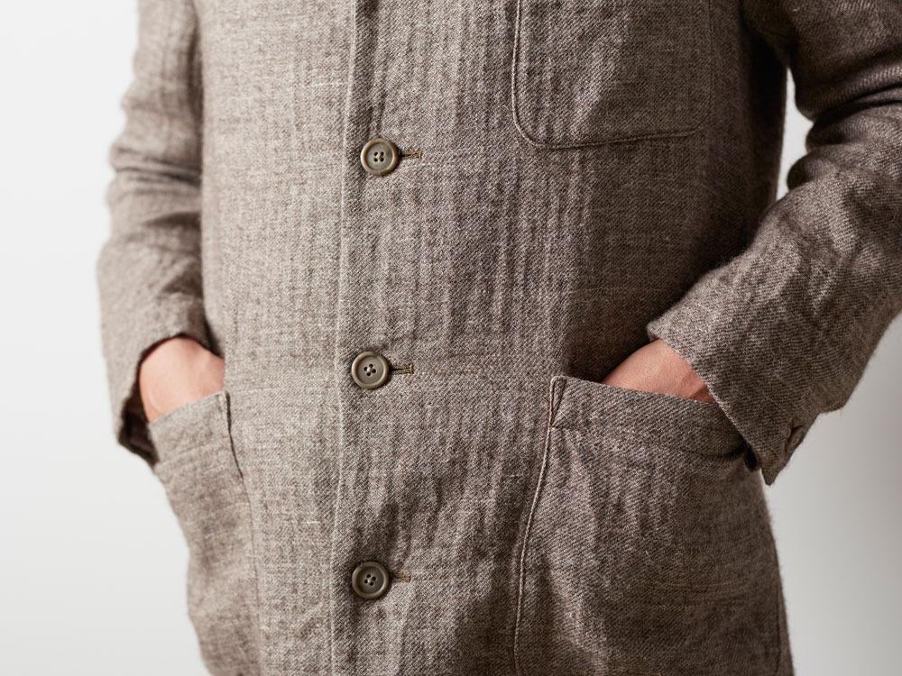W/L Coat XXL Grey6