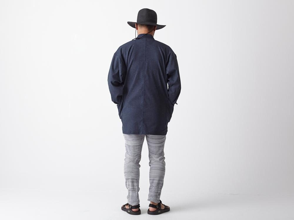 Stretch NORAGI Jacket L Navy3