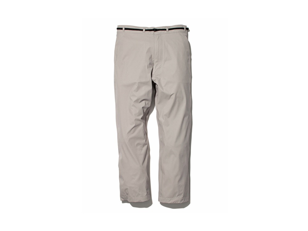 3L Soft Shell Pants 1 Grey