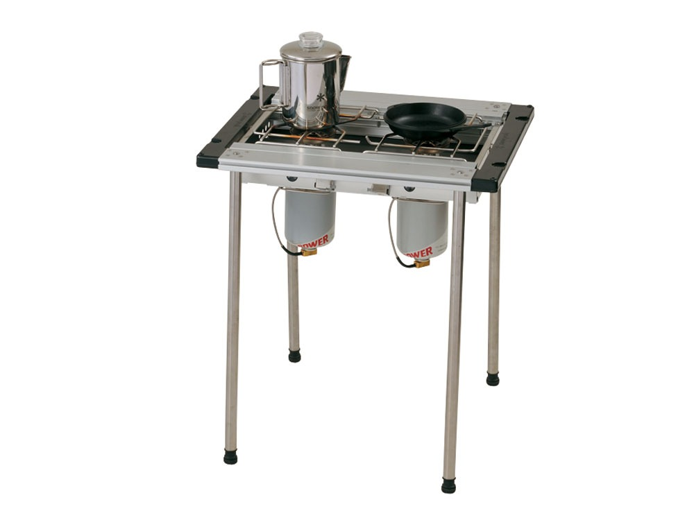 Iron Grill Table Frame Short3