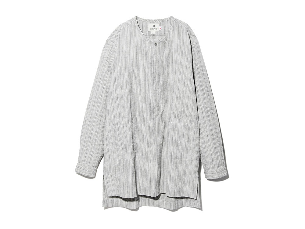 シジラ スリーピングシャツ 1 メランジェグレー