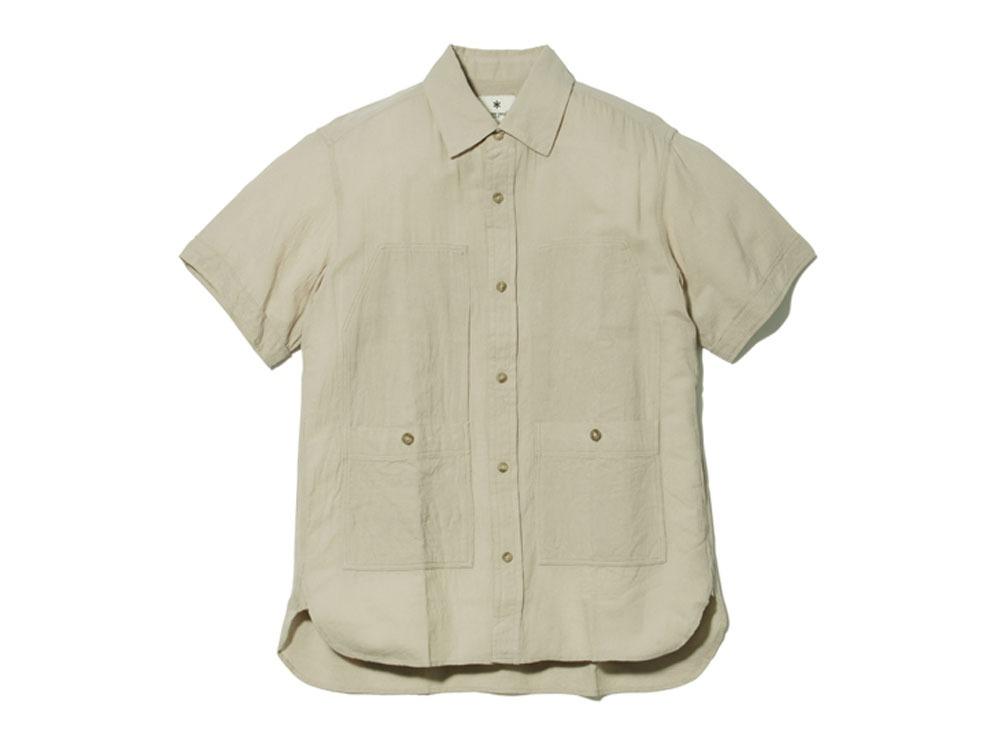 WASHI フィールド シャツ XL BG