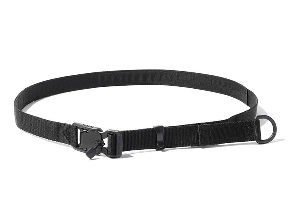 Quick Adjust Belt One Black