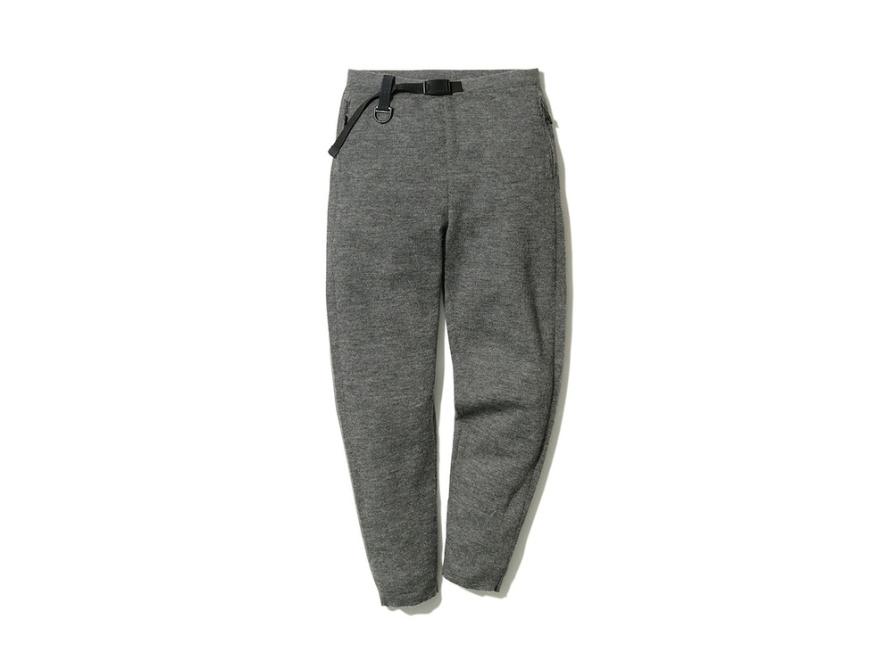 Knitted Trousers XS Grey