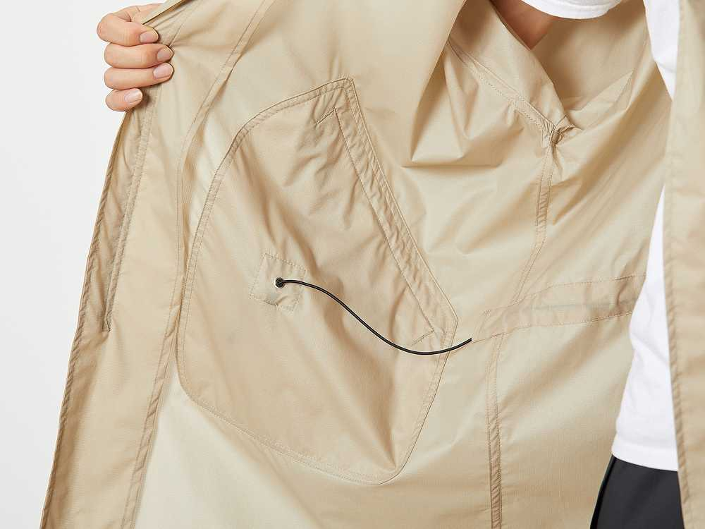 レイン&ウィンド コート M ブラック