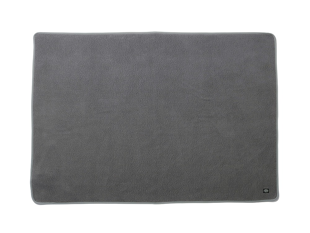 Thermal Boa Fleece Blanket One Grey
