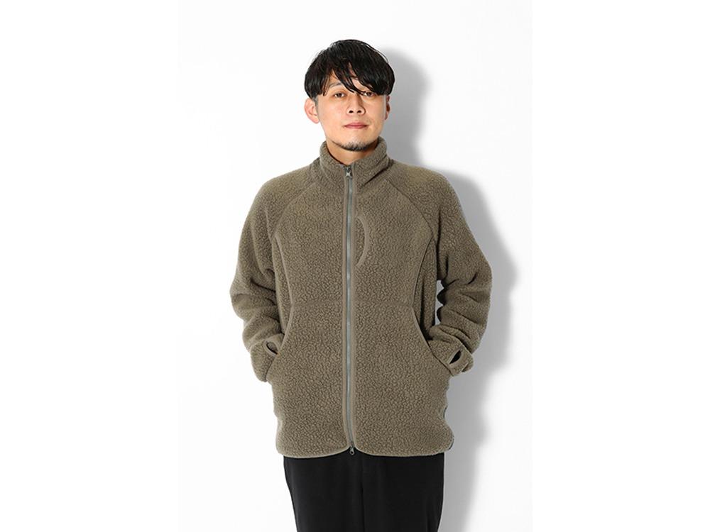 Thermal Boa Fleece Jacket L Icegrey