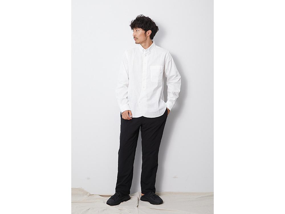OG Cotton Poplin BD Shirt M Black