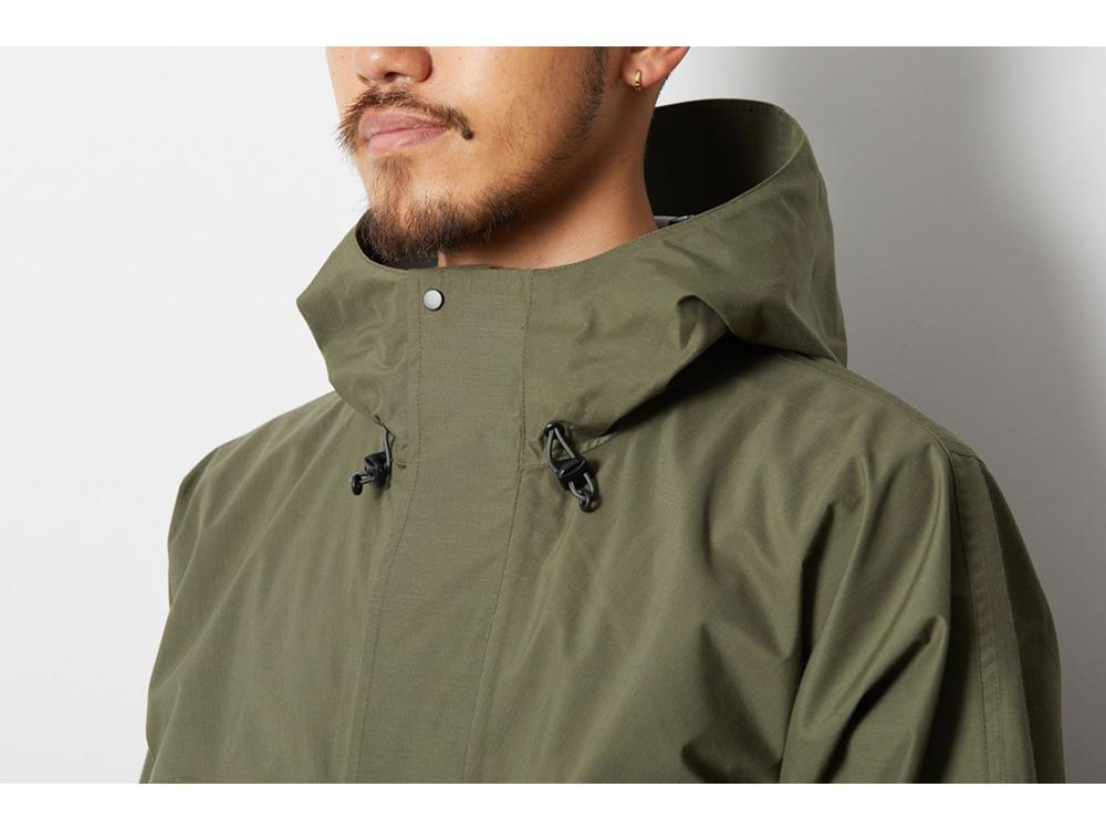 FR 3L Rain Coat M Black