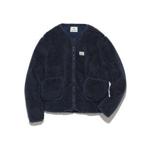 ソフトウールフリースジャケット
