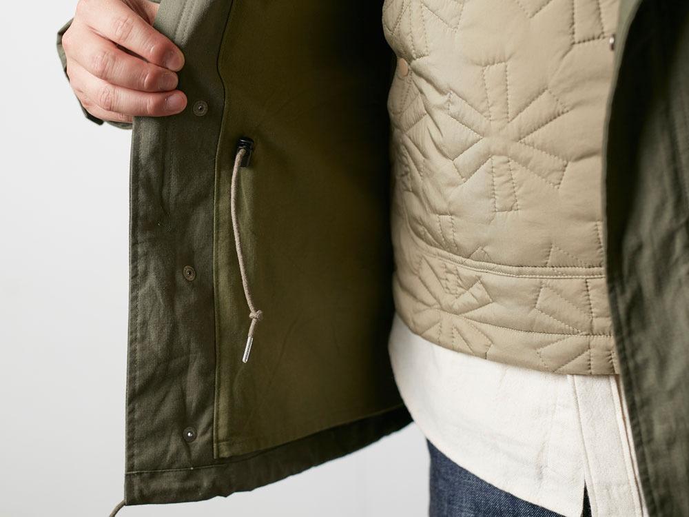 Military Jacket 1 Olive10