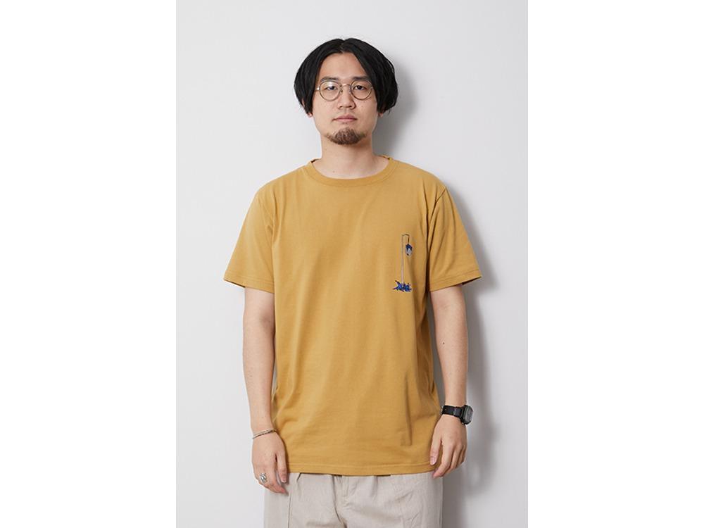 Printed Tshirt Pile Driver M Greykhaki