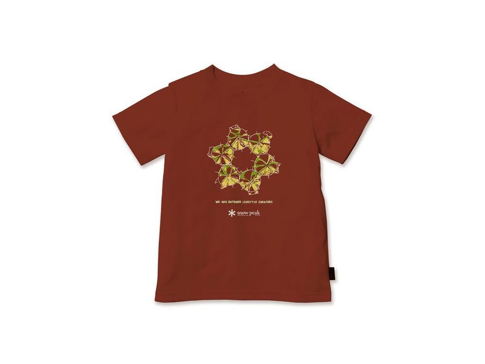 キッズ SH Join Tシャツ 1 Orange