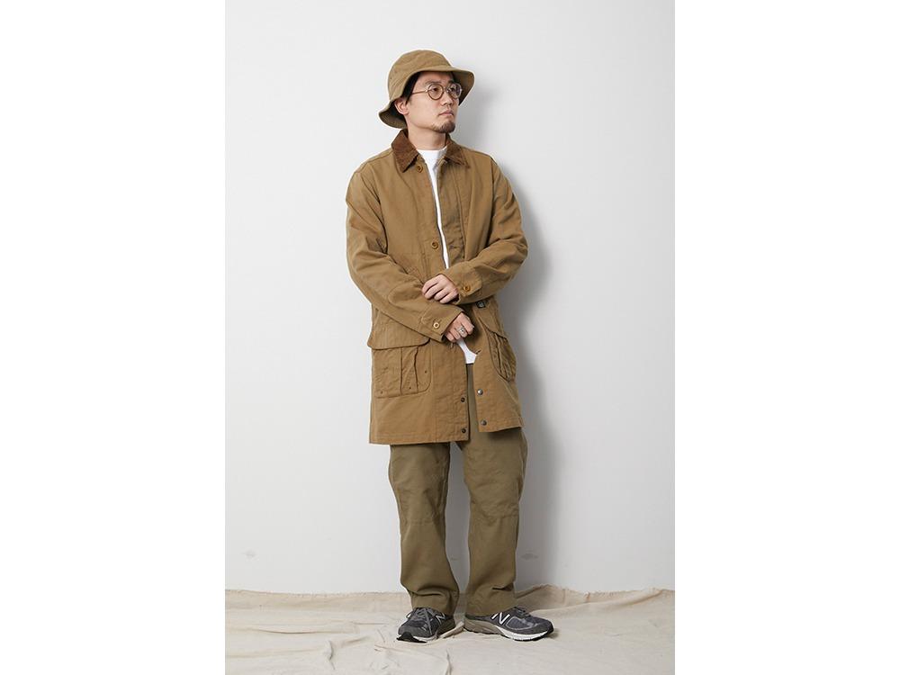 TAKIBI Duck Coat XL Beige