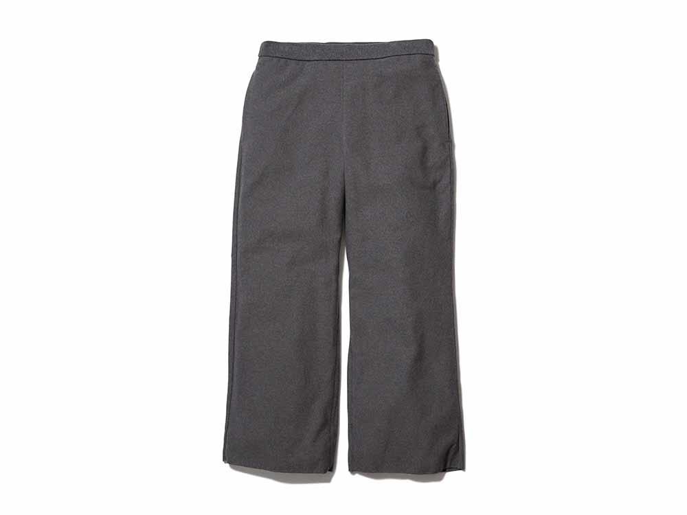 Co/Pe Dry Wide Pants M Grey