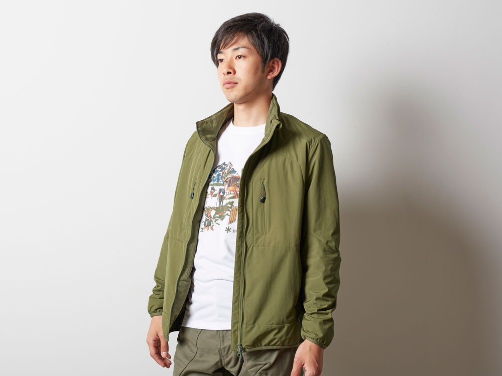 2L Octa Jacket XL Olive4