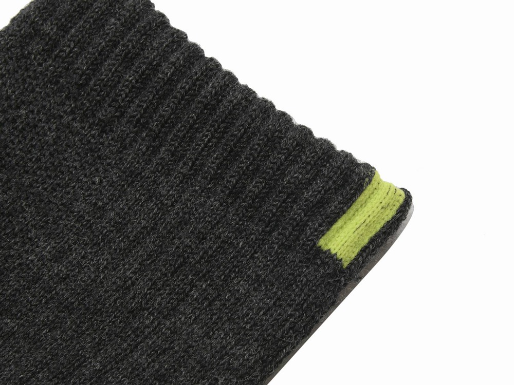 TDS WOOL SOX M Dark Heather