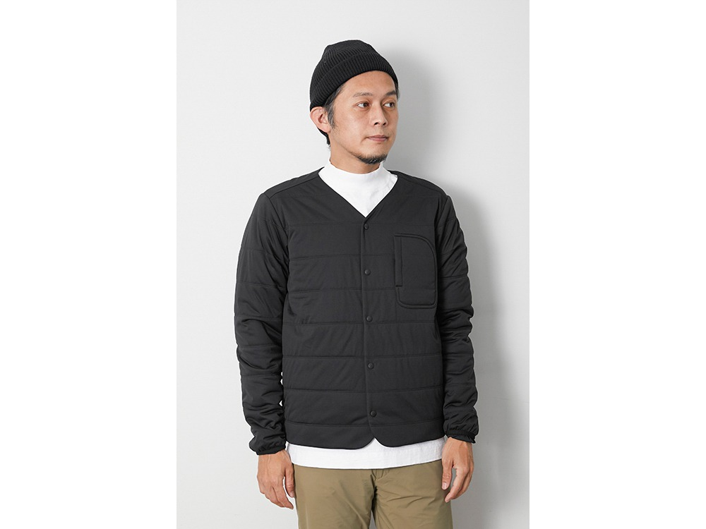 Flexible Insulated Cardigan M MGR