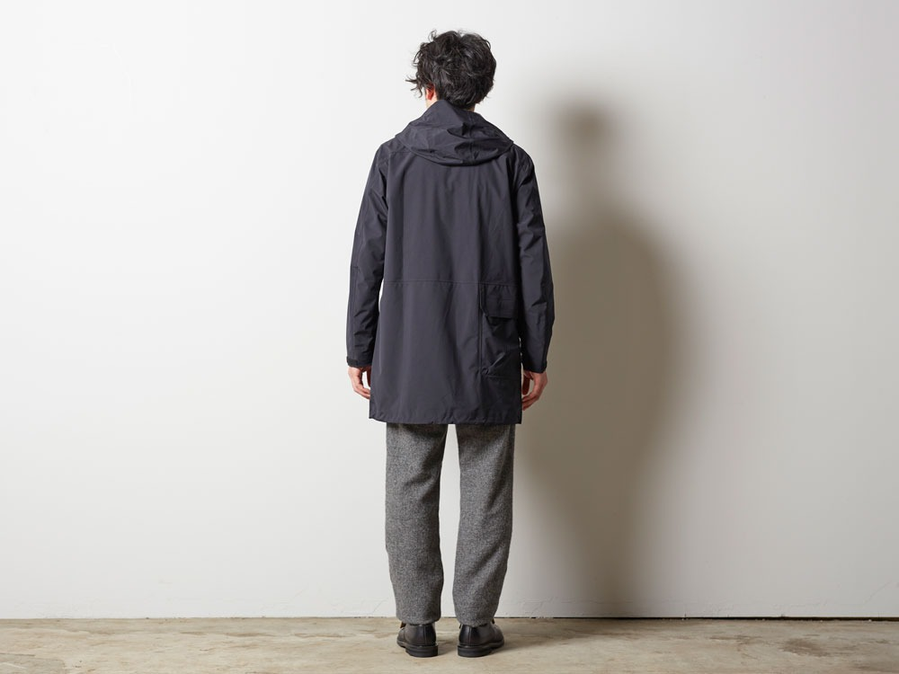 Wind&Water Resistant Anorak 2 Olive3