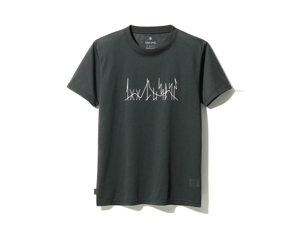 Bring Tshirt ほおずき M/S Navy