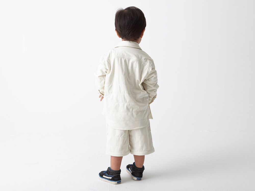 Kids Flexible Insulated Shirt 3 White2