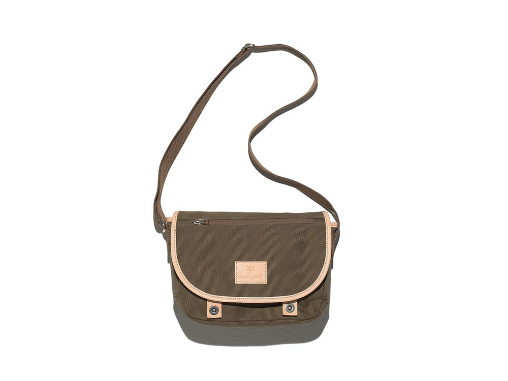 Canvas Shoulder Bag Olive0