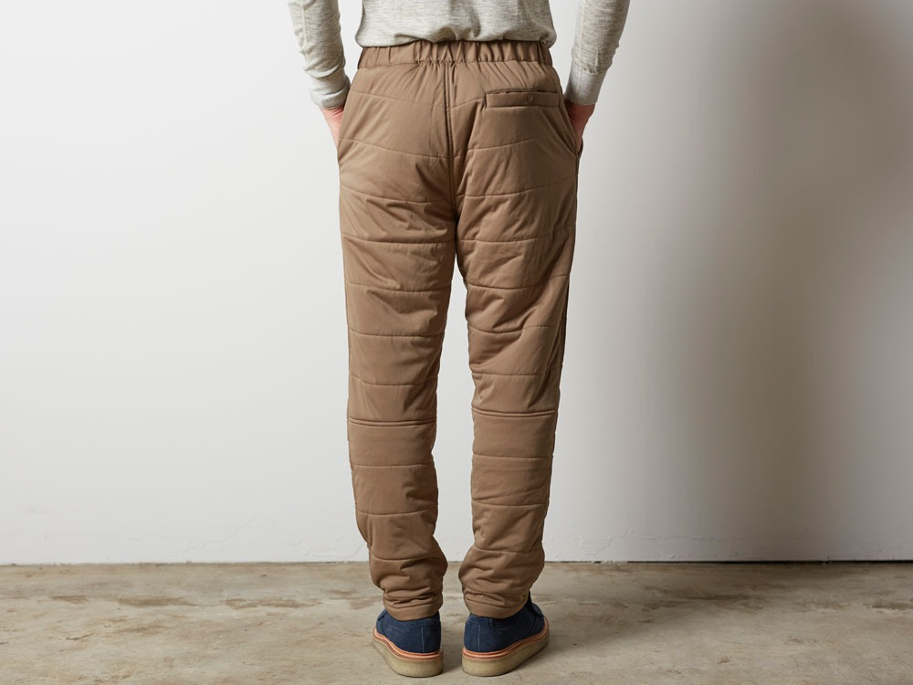 Flexible Insulated Pants 1 Brown4