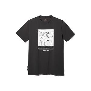 【予約受付中】Graphic Tshirt Japanese serow