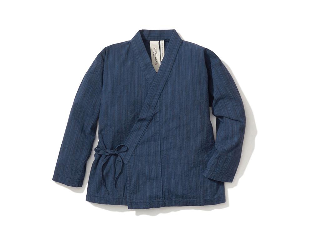 昔のワークジャケット(JIBAN)  M Navy