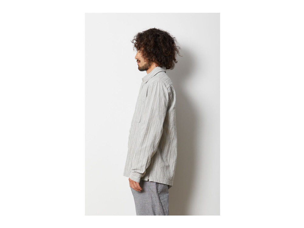 シジラ シャツ 1 Grey