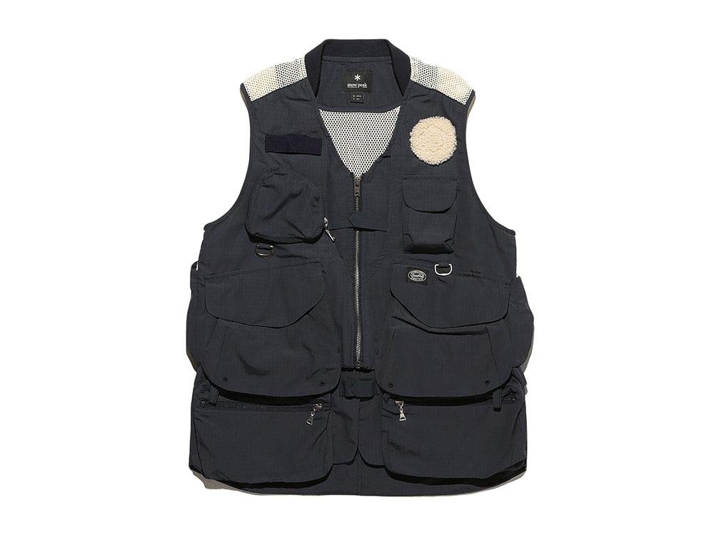 Utility Fishing Vest #2 S Navy0