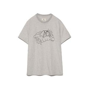 グラフィティフィールドサンティーシャツ