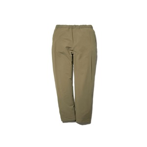 Nylon Power Wool Easy Pants XL Olive
