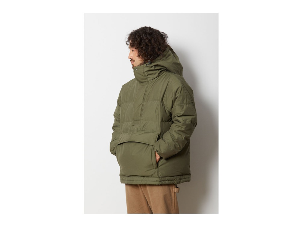 FR Down Pullover XL Olive