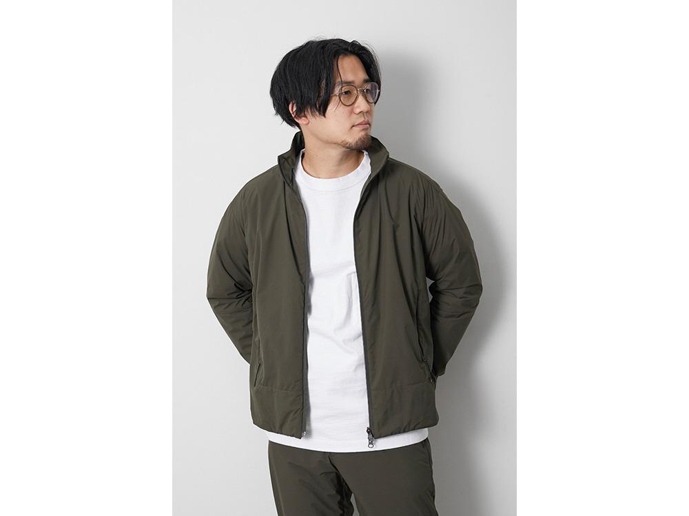 2L Octa Jacket XL MossGreen