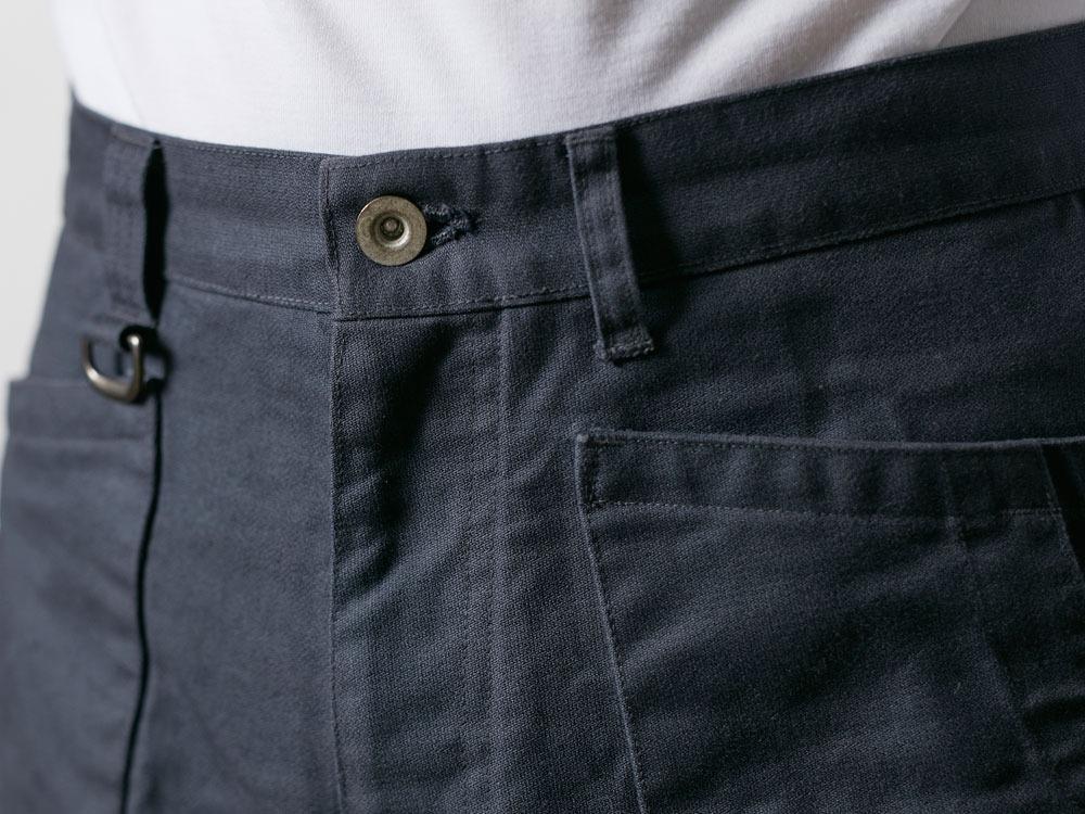 TAKIBI Pants M Black5