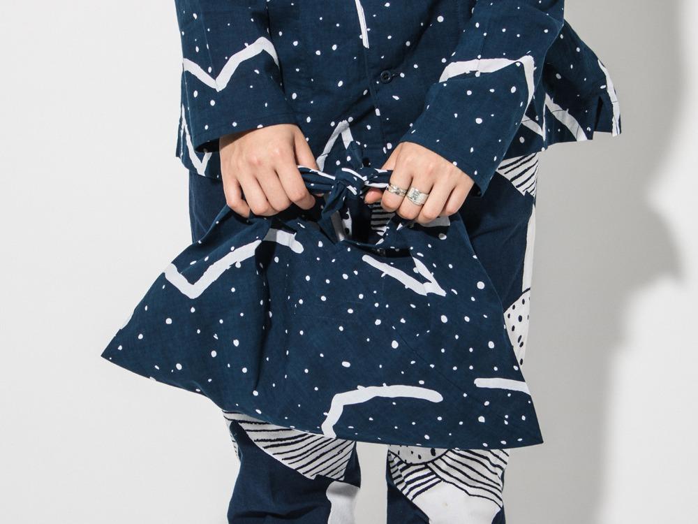 KINCHAKU Nihon Batik