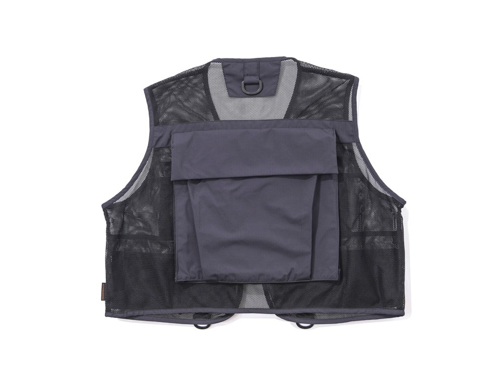 Snow Peak×TDS Event Vest M Black