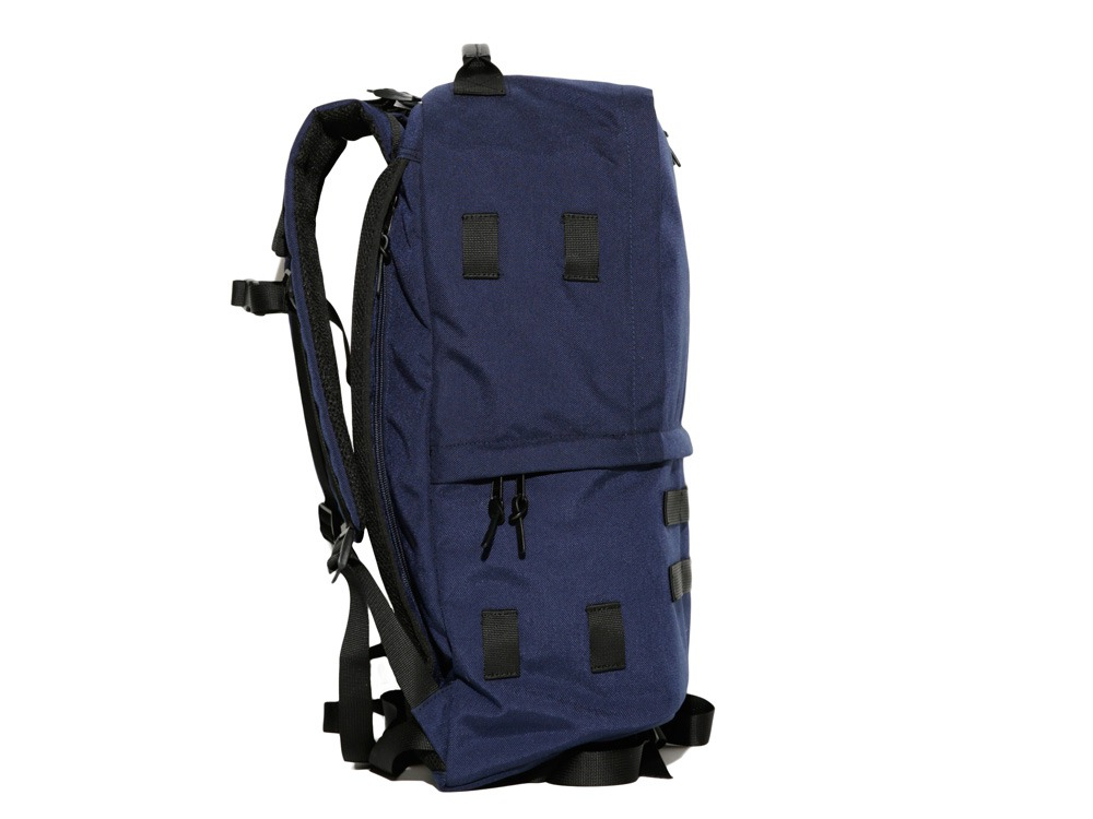 Day Camp System Backpack Black1