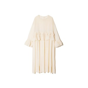 OG Cotton Pleated Dress