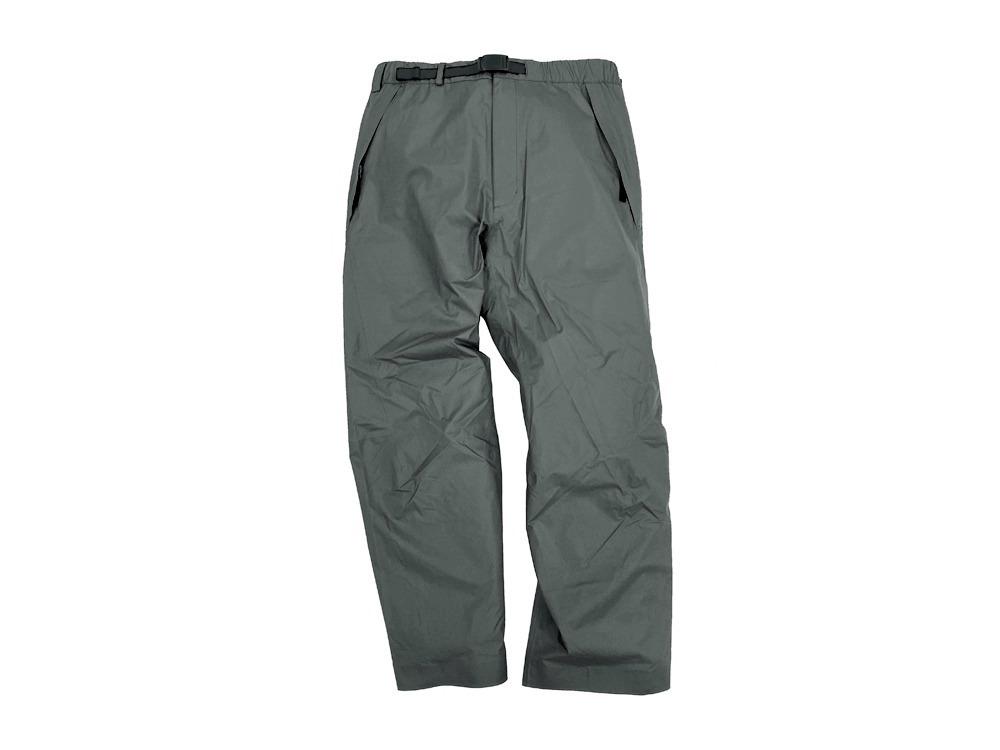 2.5L Rain Pants M Greykhaki