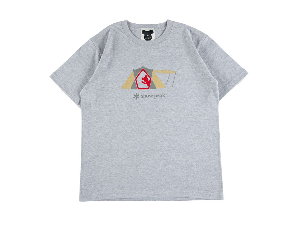 TEE SHELTER S/XS H.Gray