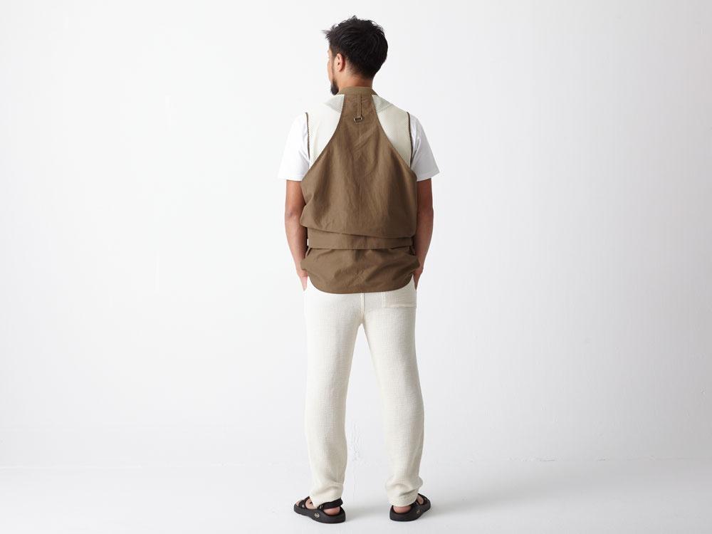 Utility Fishing Vest #2 1 Brown3