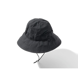 Proof Canvas Hat One Black
