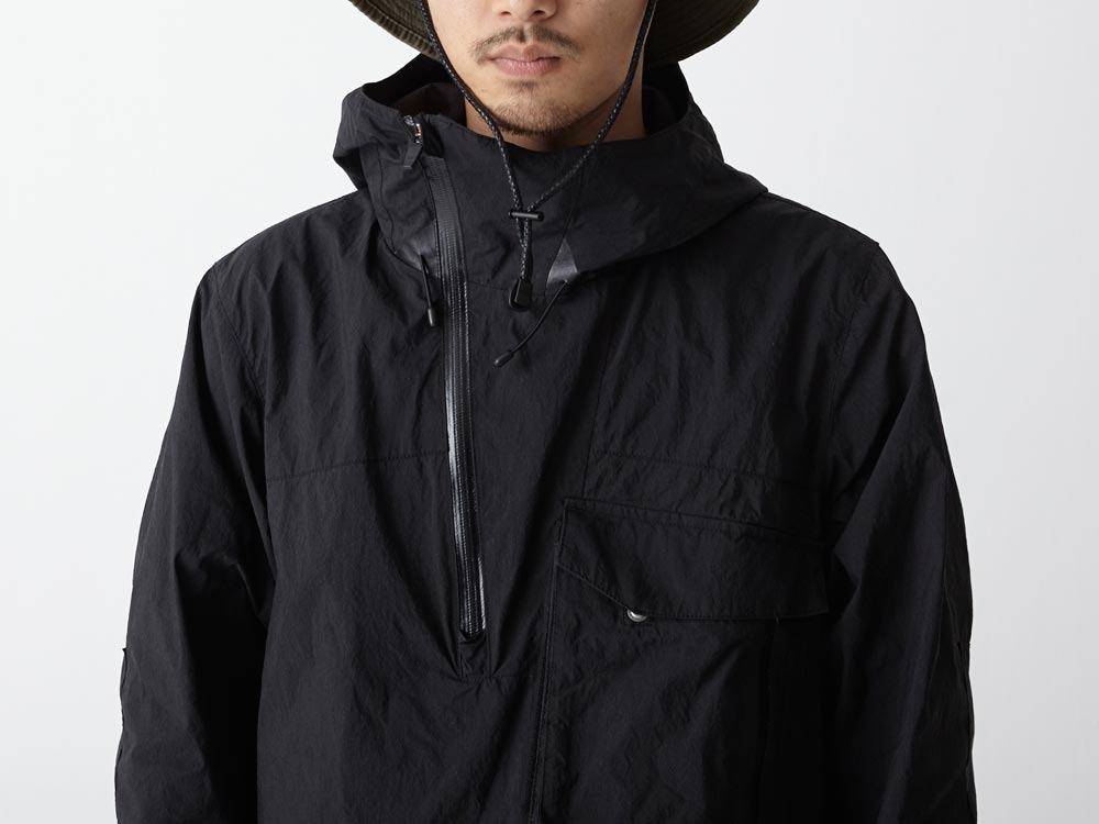 Indigo C/N Anorak Pullover 1 Black4
