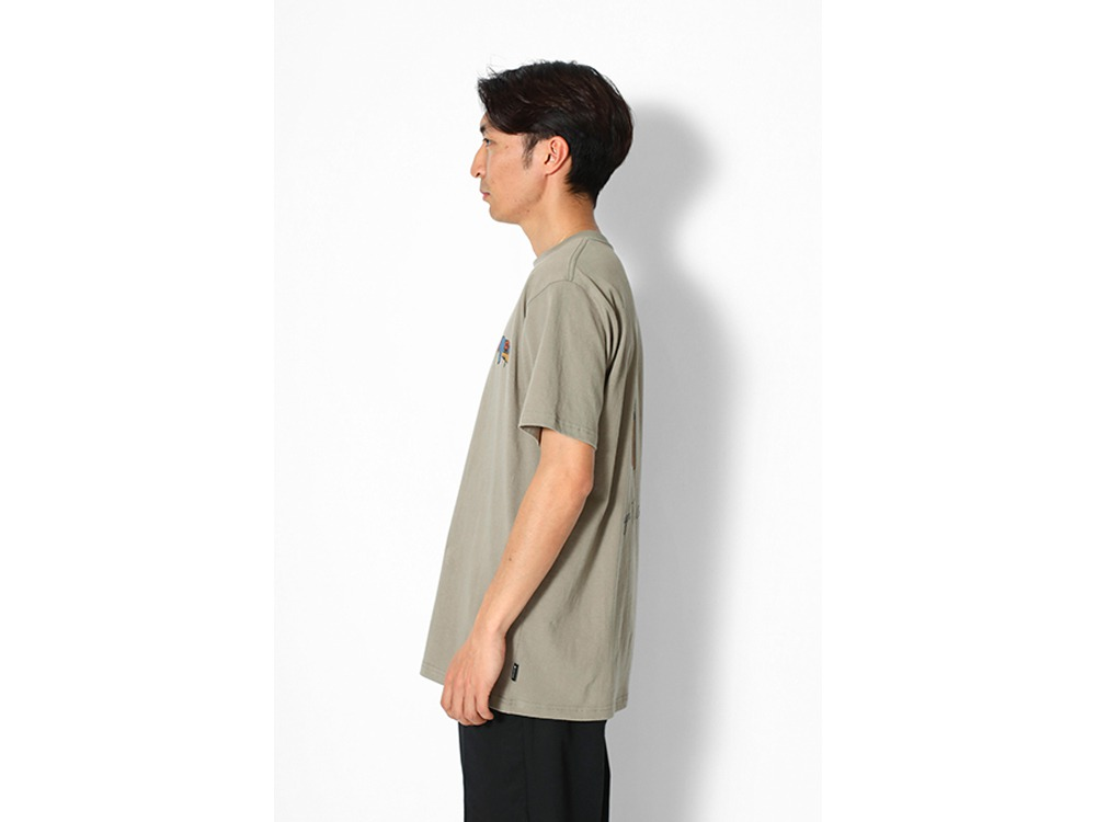 Printed T Iron High Tension Cot M BR