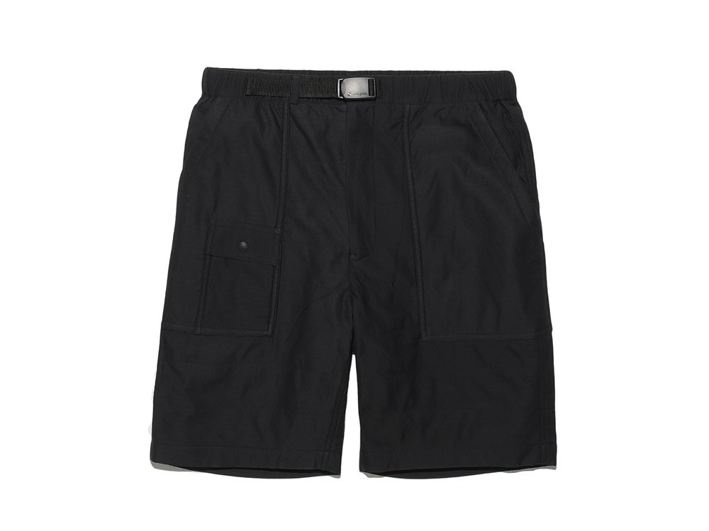 FlexibleInsulated Shorts 1 Black0