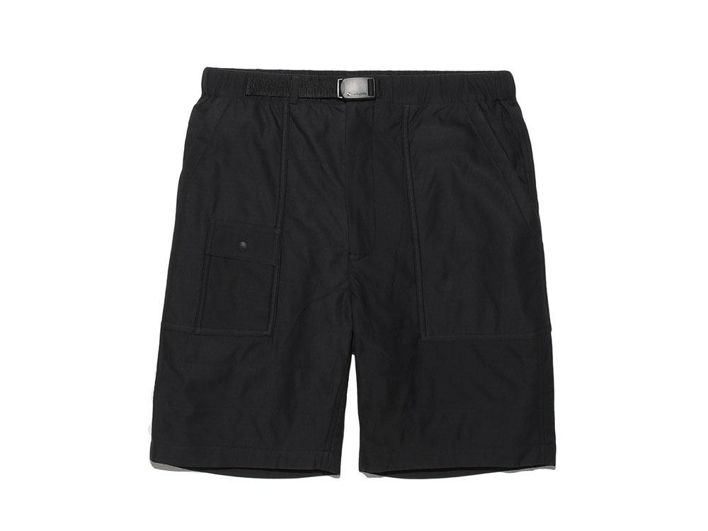 FlexibleInsulated Shorts XXL Black0