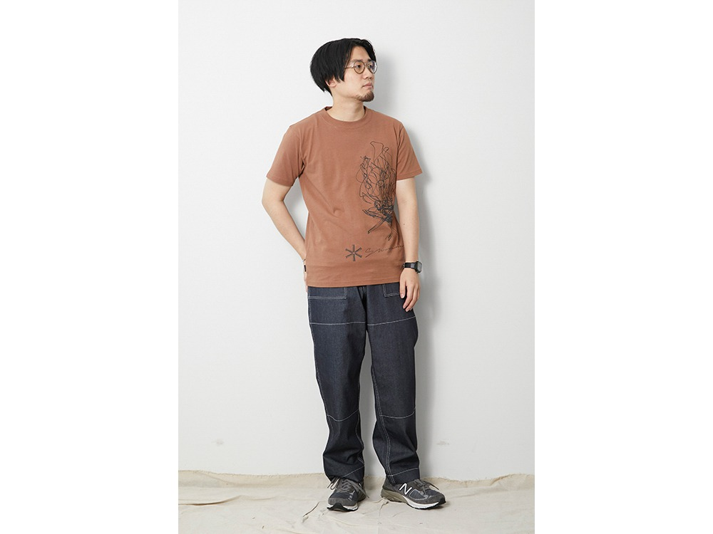 TAKIBI Graphic Tee 1 Black